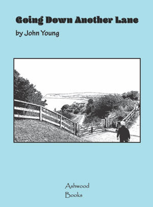 Cover of John Young's autobiography: Going Down Another Lane